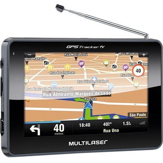 Gps Tracker Tv Iii Com Tv Digital Touch Screen De 4,3 Gp 034