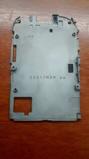 Carcaça Interna De Metal Galaxy 5 I5500b Retirada
