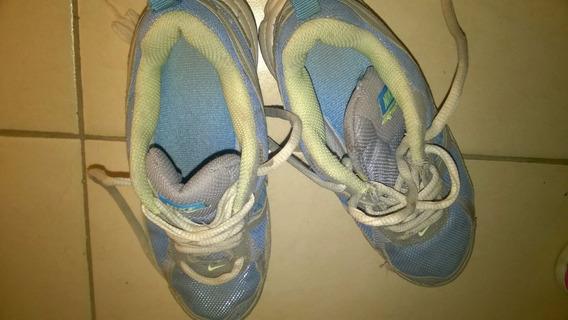 Zapatillas Running P/nena Nikke Talle 31