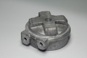 Coxim Aluminio Cambio Ap