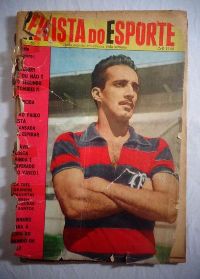 Revista Do Esporte N° 83 Flamengo Outubro Outubro 1960