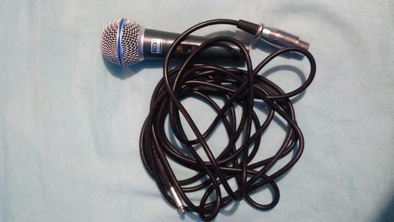 Microfone Verde Yin