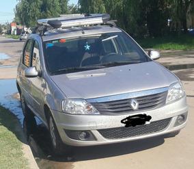 Renault Logan Confort Ii - Full - Único Dueño