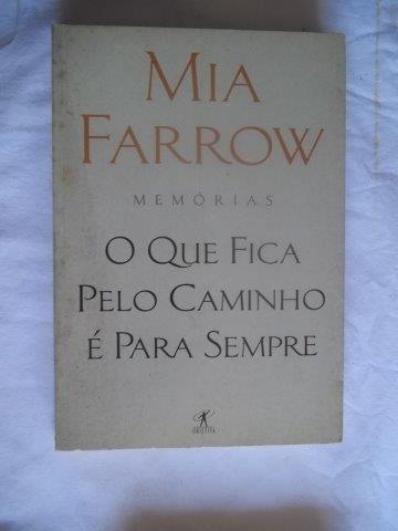 Mia Farrow - Memorias - Literatura Estrangeira