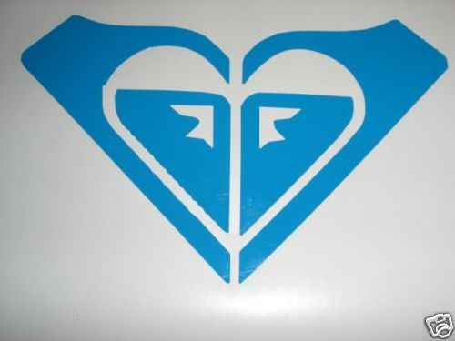 Stickers Roxy Surf Autos Camionetas Tablas Surf Mde