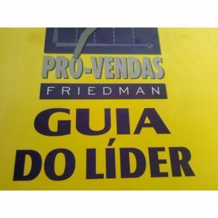 Apostila Guia Do Líder. Pro-vendas Friedman