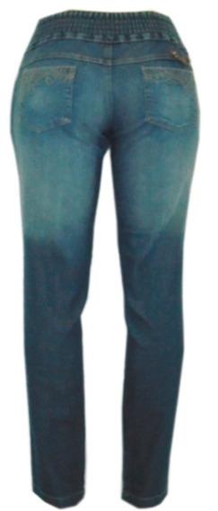 Calça Jeans Feminino Sisal Tam 40 Ref 1487