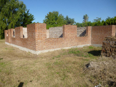 Oportunidad : Dueño Vende Chalet A Terminar En Funes