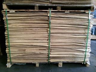 0,250 M³ Laminas Torneadas De Marfim 1.5mm Para Shapes