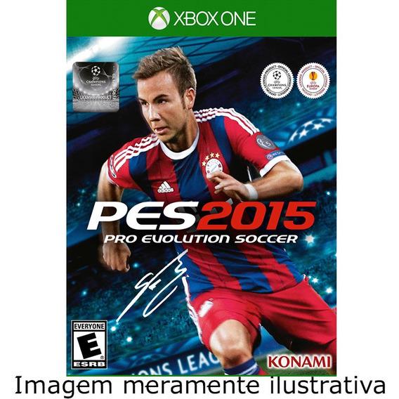 Pes 2015 Pro Evolution Soccer 2015 - Xbox One