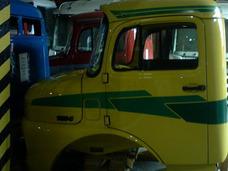 Cabina Parcial Compacta Mercedes Benz 1114-1518
