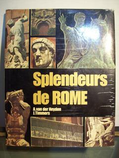 Adp Splendeurs De Rome Timmers / Fotos Van Der Heyden 1975