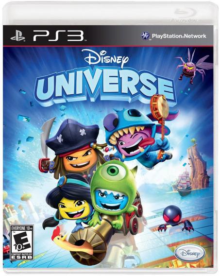 Disney Universe - Jogo Ps3