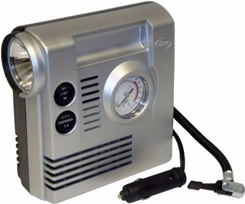 Compresor Slime Con Luz Y Medidor De Precion Rpm-1240