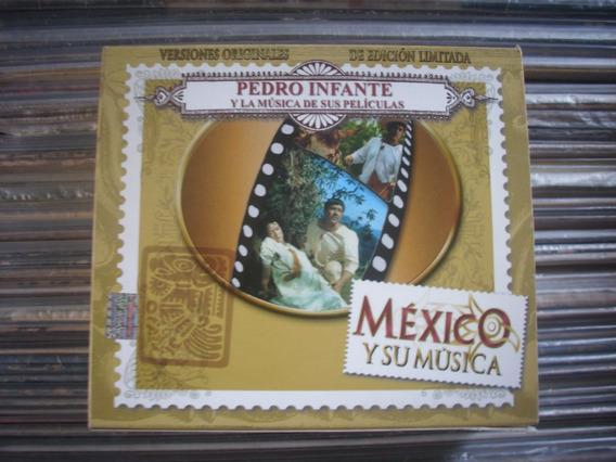 Pedro Infante La Música De Sus Películas Cd Triple Mb Estado