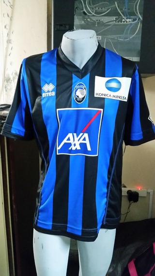 Camiseta Atalanta De Italia Denis Utileria!!!