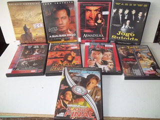 Dvd - Lote 27 Filmes Ação Atirador Guerra - Escolha A Foto