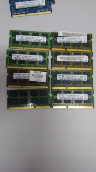 Memória Ddr3 2 Gb Para Notebook 30 Vias 1333mhz - Samsung
