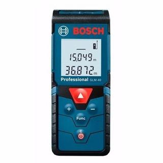 Medidor De Distancia Laser 40 Mts Bosch Glm 40 Profesional