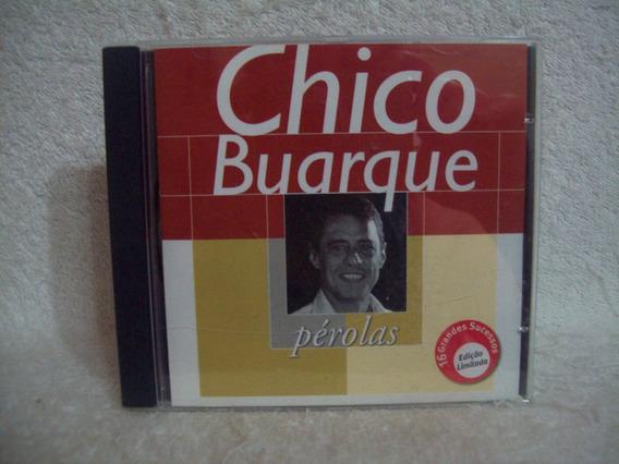 Cd Original Chico Buarque- Pérolas