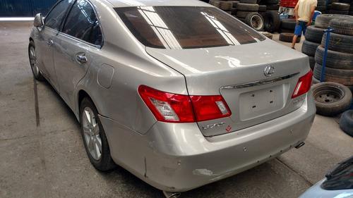 Sucata Batidos Peças Lexus Es350 3.5 24v 2008