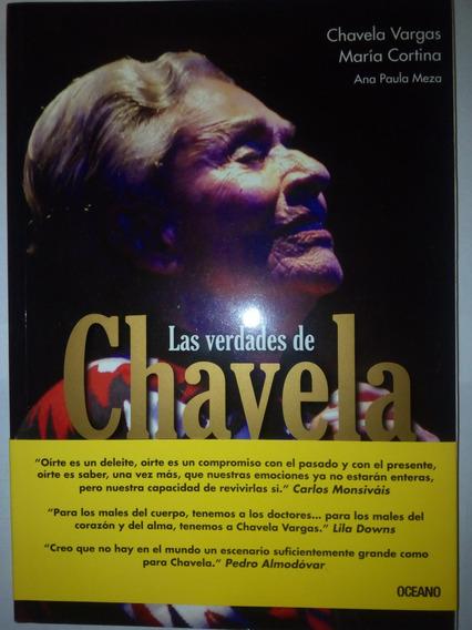 Las Verdades De Chavela Vargas ... María Cortina