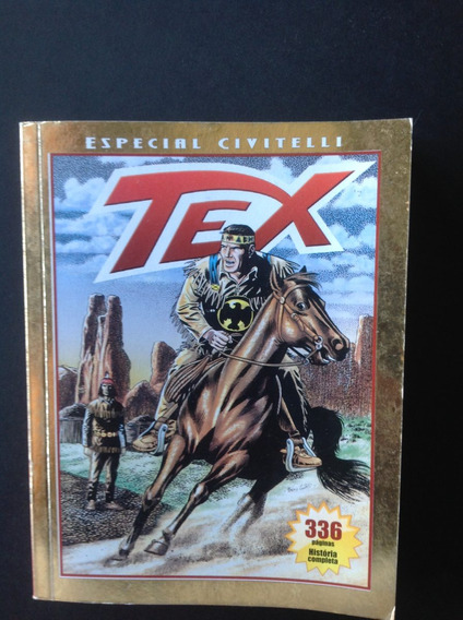Tex Especial Civitelli 336 Pág. N. 1