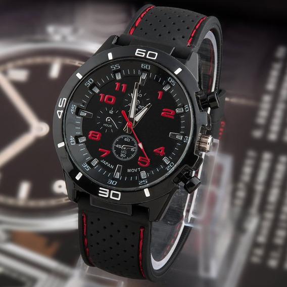 Relógio Masculino Esportivo Gt Gran Touring Homem