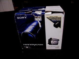 Camara Sony Dcr-hc28