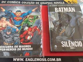 Dc Comics Eaglemoss-- Silencio Parte 1!!!
