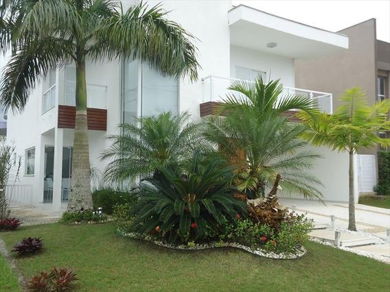 Ref.: 567 - Casa Condomínio Fechado Em Bertioga, No Bairro Bougainville - 4 Dormitórios