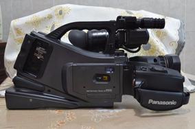 2 Filmadoras Panasonic Ag-dvc60 Apenas382 Horas(ler Anuncio)