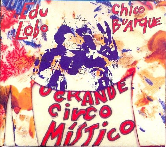 Chico Buarque Grande Circo Místico Cd Lacrado Tim Maia