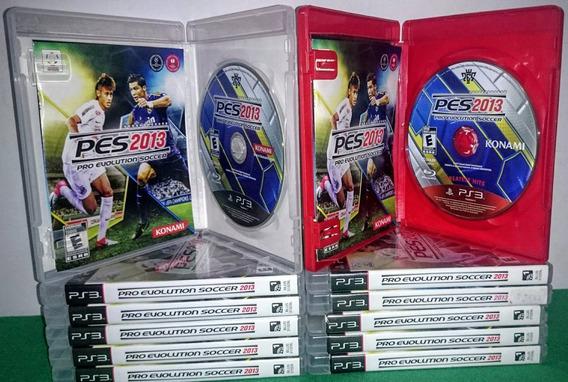Pro Evolution Soccer 2013 Pes 13 Português Br Faço Desconto!