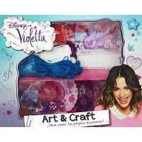 Art Craft Violetta Sobre Ruedas Juguetes
