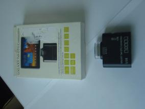 Adaptador Para Tablet Samsung Conexão Para Fotos