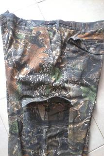 Pantalon Camuflaje Hojas Talla X Large Cabelas