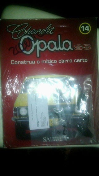 Construa Chevrolet Opala Ss Numero 32