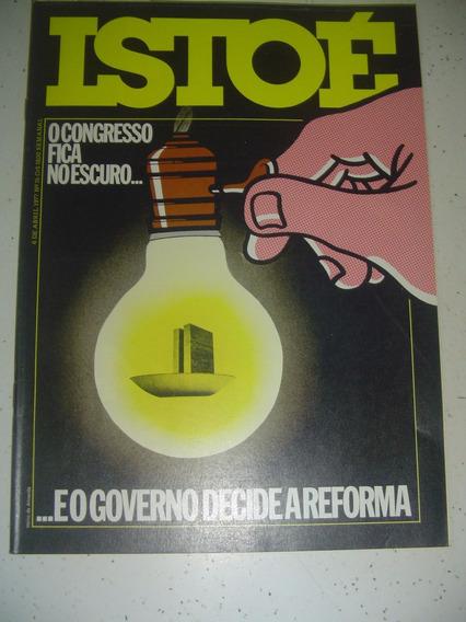 Revista Istoé 15 Nazismo Em Santa Catarina Glauber Bauer1977