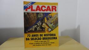 Revista Placar Edição Especial # Todos Os Jogos Da Seleção
