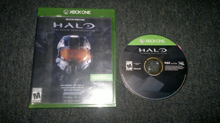 Halo Master Chief Collection Completo Para Xbox One,checalo