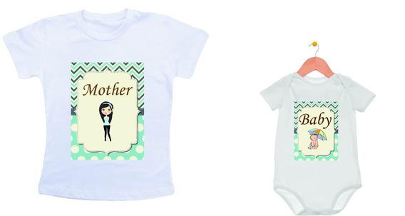 Camisetas E Bodys Personalizados