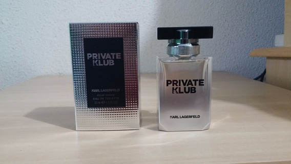 Perfume Karl Lagerfeld Private Klub Homme 50ml 212 Vip