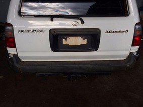 Sucata Hilux Sw4 2000 3.0 Turbo Diesel Peças