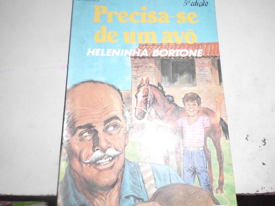 Livro Precisa-se De Um Avô