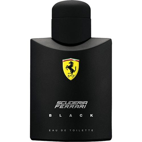 Ferrari Black Masculino Eau De Toilette