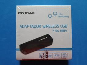 Adaptador Usb Wireless 150 Mbps - Mymax