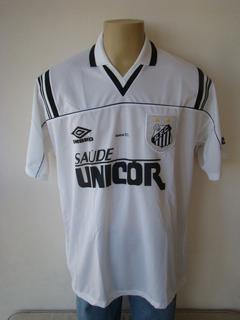 Camisa De Jogo Do Santos Jogador Caíco - Umbro