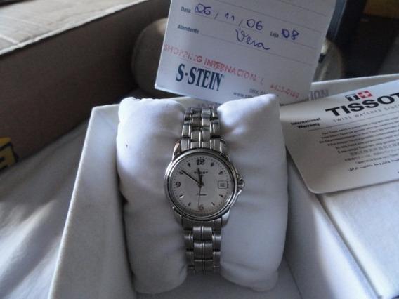 Relógio Tissot Feminino Original Suíço 27 Mm