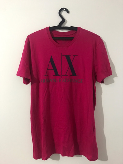 Camiseta Armani Exchange Original
